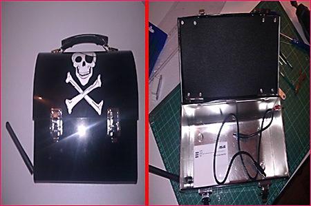 Piratebox anonymous filesharing hardware