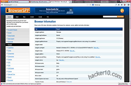 Firefox Portable Private Browsing PortableApps