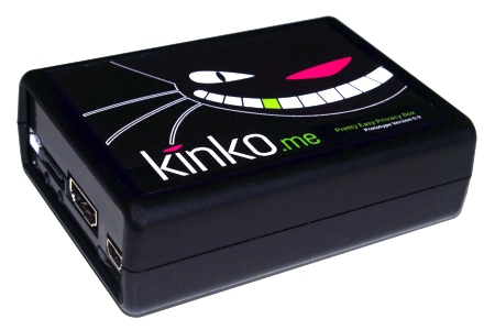 Kinko GPG hardware email encryption