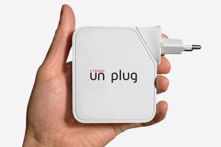 Anti spy device Cyborg Unplug