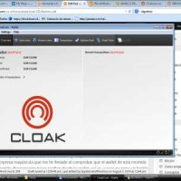 anonymous cryptocurrency cloakcoin