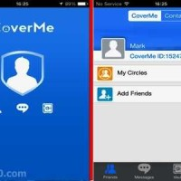 CoverMe secure Android calls